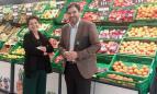 La directora general de Consumo y el director de Relaciones Externas de Mercadona en Andalucía