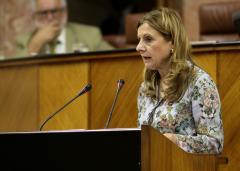 Intervención sobre iDental de la Consejera de Salud en el Parlamento de Andalucía